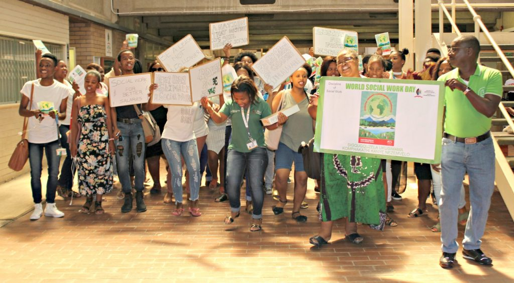 Social Work Day celebrated at UKZN