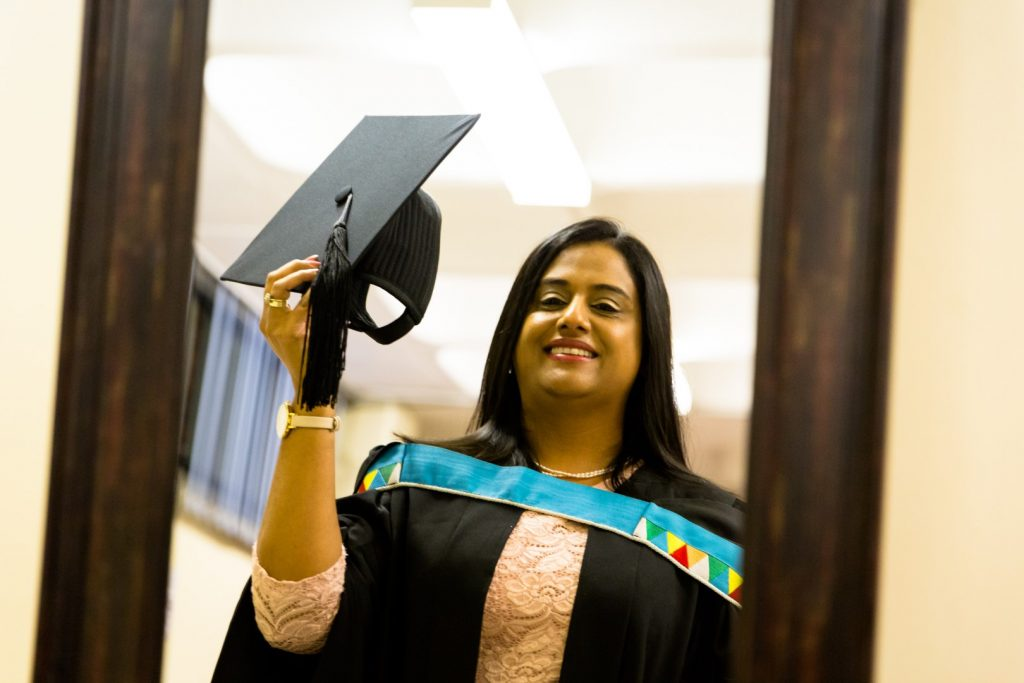 UKZN Staffer celebrates success of Honours Degree in Psychology
