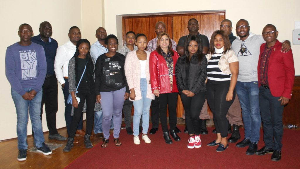 Department of Correctional Services holds Orientation Session for Criminology and Forensic Studies Students