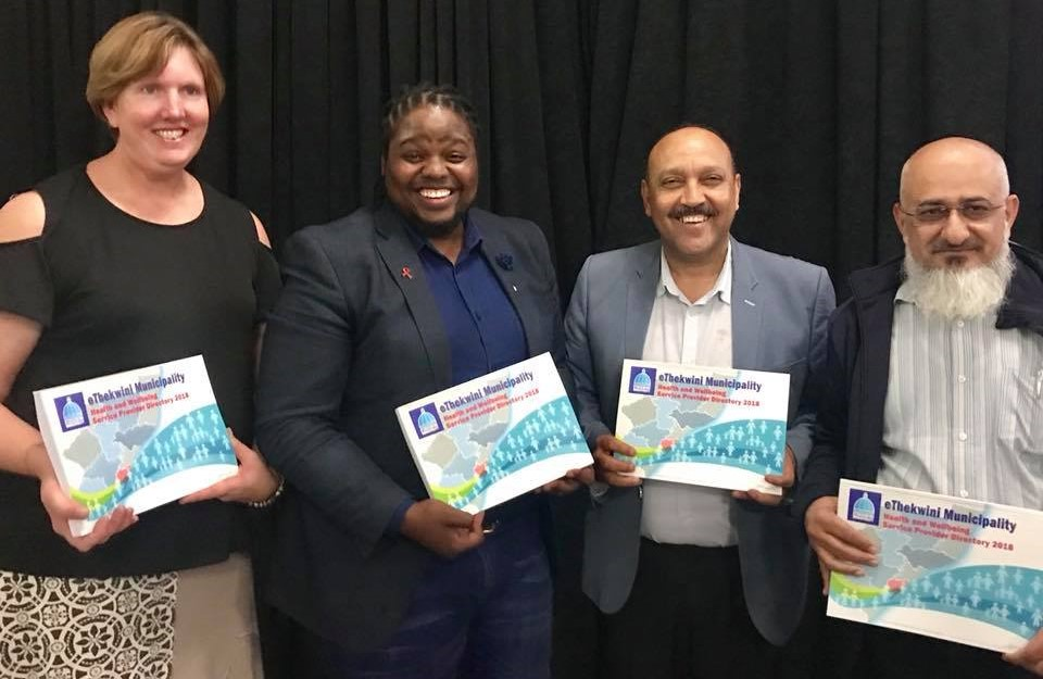 info4africa launches eThekwini Civil Society Directory