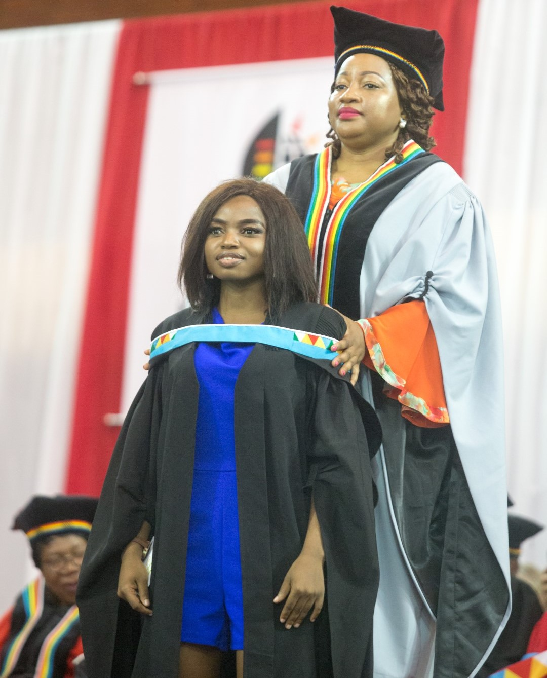Ms Nomfundo Zuma graduated cum laude with an Honours degree in Applied Ethnomusicology