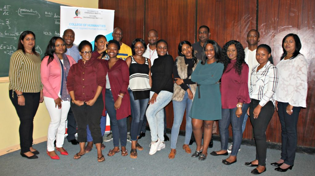 Students Attend Department of Correctional Services Orientation Session