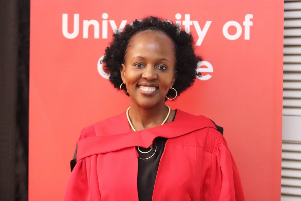 Graduate analyses Race and Racism Discourse by Academics in Post-Apartheid Higher Education