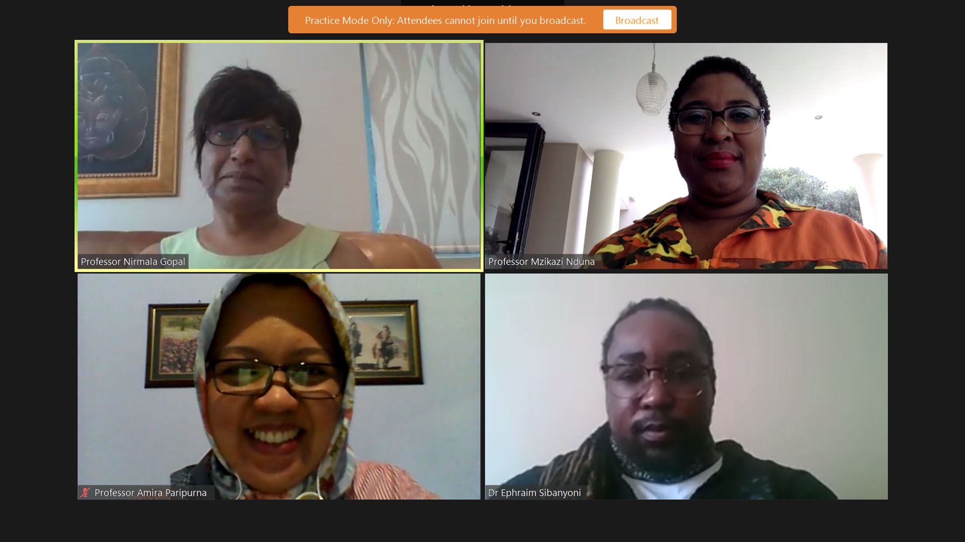 Webinar explores Femicide in South Africa during COVID-19